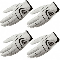 Callaway golf gloves leather.Large