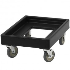 Cambro Camdolly® for Camtainers® and Camcarrier®, черная, до 136кг #CD100110