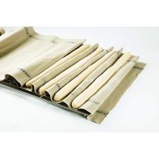 Matfer Bourgeat® USA Dough Fermentation Cloth\ Natural Linen, 20m #118560
