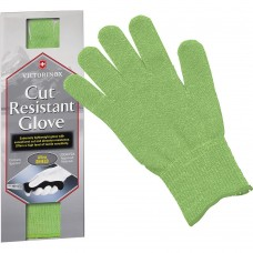 Victorinox Cut Resistant Glove - Blended Material, Green #7.9048.4