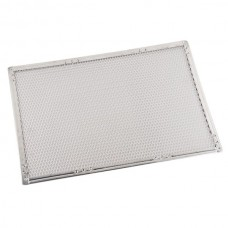 """American Metalcraft Expanded Aluminum Pizza Screen, 11"""" x 16""""  #18731"""