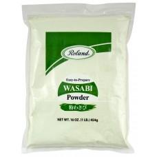 Roland Wasabi Powder Japanese Horseradish-Kona Wasabi 16 oz