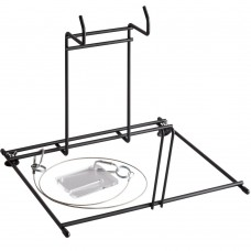 Hot Bag Wire Rack with Easy Close Tool #4047276