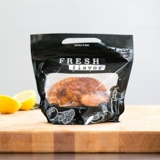 "InnoPak ""Fresh Flavor"" Hot Food Bag 12,75""x8""+5,5""  250/Case  #4063399"