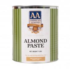American Almond® Almond Paste, #10 Can, 7lb\3,18kg #AmAlAP7LB
