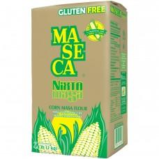 Maseca® Nixtamasa Masa de Maiz (Nixtamalized Yellow Corn Masa) Flour 4.4 lb
