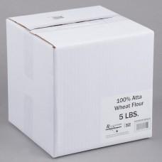Regal 100% Atta Wheat Flour - \5 lb.\ #999ROYLWHEAT