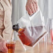 Choice® Beverage Take Out Bag, 1\2gal, 25\case
