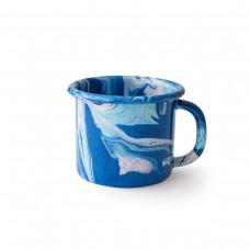 Bornn New Marble Large Mug Cobalt, 300ml #MAMG0907