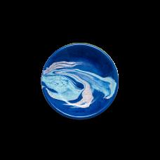 Bornn New Marble Sauce Plate 12cm Cobalt #MASC1207