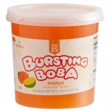 Bossen Pure25 Mango Bursting Boba 7.26 lb. #020373