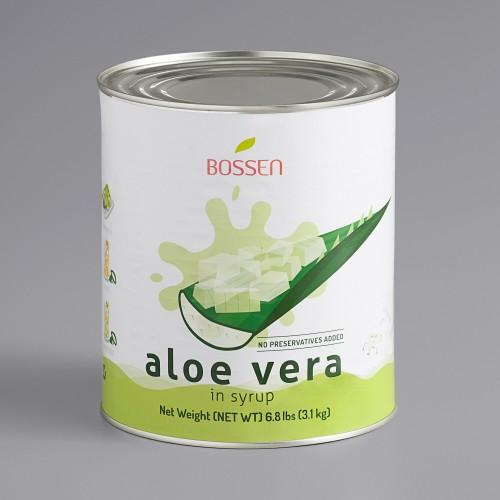 Bossen® Aloe Vera in Syrup, can #10, 7.26 lb.\3,1kg\ #003762