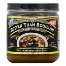 Better Than Bouillon™ USA Fish Base 227гр\8oz #217220
