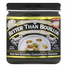 Better Than Bouillon™ USA Mushroom Base 227гр\8oz #BTBMB8