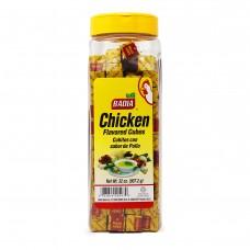 Badia Chicken Bouillon Powdered Cubes 32oz #00597