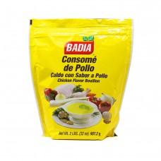 Badia Chicken Flavor Bouillon, 2 lb #00934