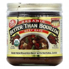 Better Than Bouillon Organic Beef Soup and Sauce Base,8 oz #002833
