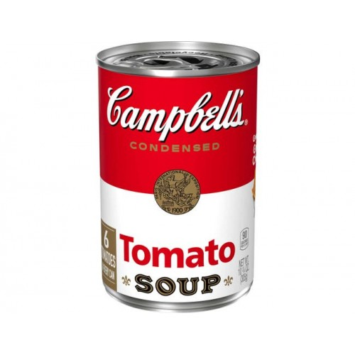 Campbell's® Condensed Tomato Soup, 10.75 oz. Can #00011
