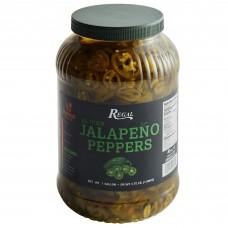 Regal Foods Jalapeno Slices 1 Gallon #004154