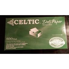 Celtic Deli Paper Junior Size.
