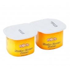 FUNacho 3.5 oz. Nacho Cheese Sauce Portion Pack - 48/Case #725965001113