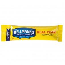 Hellmann's® USA Mayonnaise - (210) 10.6 Gram Portion Packets / Case #265308