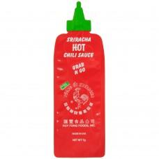 Huy Fong Foods® USA Sriracha Hot Chili Sauce Packets, 7gramm - 200/Case