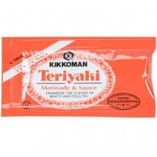 Kikkoman® USA Soy Sauce - (500) 6 mL Packets / Case