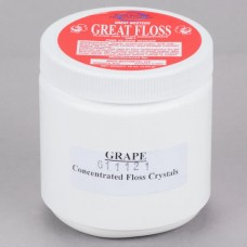 Great Western Floss Purple Grape Cotton Candy Concentrate Sugar 1Lbs, #99916132
