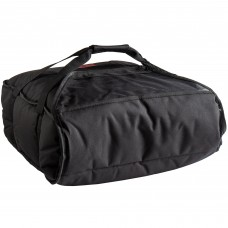 """Cambro Customizable Insulated Black Pizza Delivery GoBag™ 18""""x16,5""""x6,5"""" #GBP216110"""