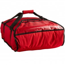 """Cambro Customizable Insulated Red Pizza Delivery GoBag™ 18""""x16,5""""x6,5"""" #GBP216521"""