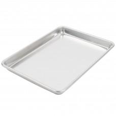 "Vollrath Sheet Pan Quarter Size - 9-1/2x13x1"" Aluminum 16 Gauge  #5220"