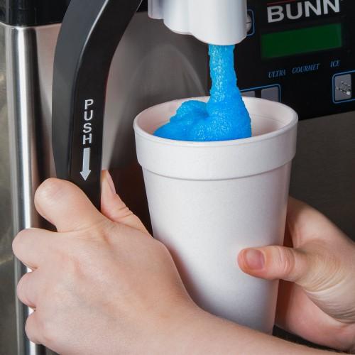 Carnival King Blue Raspberry Slushy Syrup, 1 Gallon