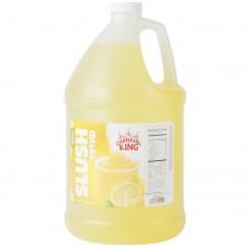 Carnival King Lemon Slushy Syrup, 1 Gallon