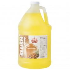 Carnival King Pina Colada Slushy Syrup, 1 Gallon