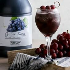 Narvon Grape Slushy Syrup, 1 Gallon