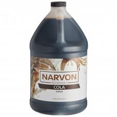 Narvon Old Fashioned Cola Beverage Syrup, 1 Gallon