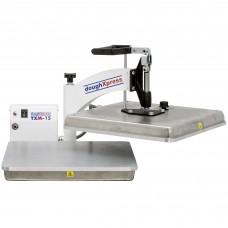 """DoughXpress Manual Tortilla Press 15"""" x 15"""" - 220V #TXM-15"""