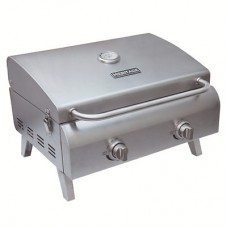 Heritage Two Burner Portable Gas Grill