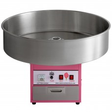 """Carnival King® Cotton Candy Machine, Stainless Steel Bowl 28""""- 110V #CCM28"""