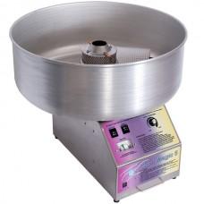 "Paragon Spin Magic 5 Cotton Candy Machine w\Aluminum Bowl- 26"", 120V #7105200"