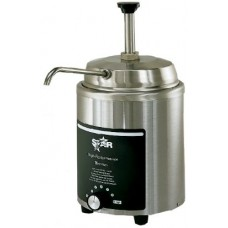 Star Countertop Food Warmer, Stainless, 240v/1ph #4RW-P