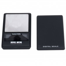 Taylor® Salter 16 oz. Ultra Fine Compact Digital Scale #1250BK