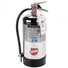 Buckeye WC-6 LITER Class K Wet Chemical Fire Extinguisher, Rechargeable  #472WC100