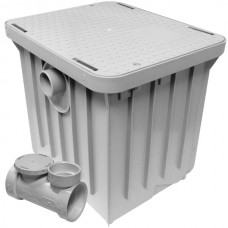 """Endura® Grease Trap, 6,4кг\14 lb. 26,5лит\7 GPM with 2"""" Hub #3907A02"""