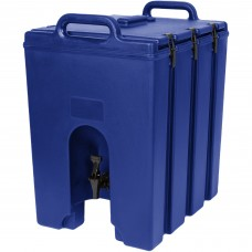 Cambro Camtainer® Navy Blue Insulated Beverage Dispenser, 44 Lit\11.75gal #1000LCD186