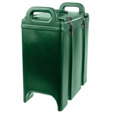 Cambro Camtainer® Kentucky Green Insulated Soup Carrier, 3.375 Gal. #350LCD519