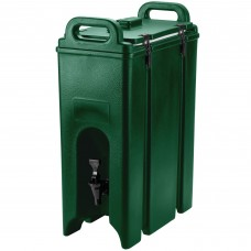 Cambro Camtainer® Kentucky Green Insulated Beverage Dispenser, 18 Lit\4.75gal #500LCD519