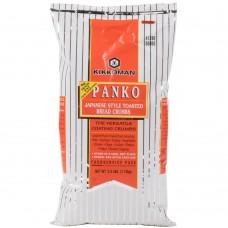 Kikkoman Panko Japanese Style Toasted Bread Crumbs - 2.5 lb.