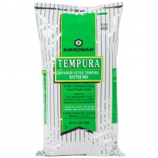 Kikkoman Japanese Style Tempura Batter Mix - (6) 5 lb. Bag